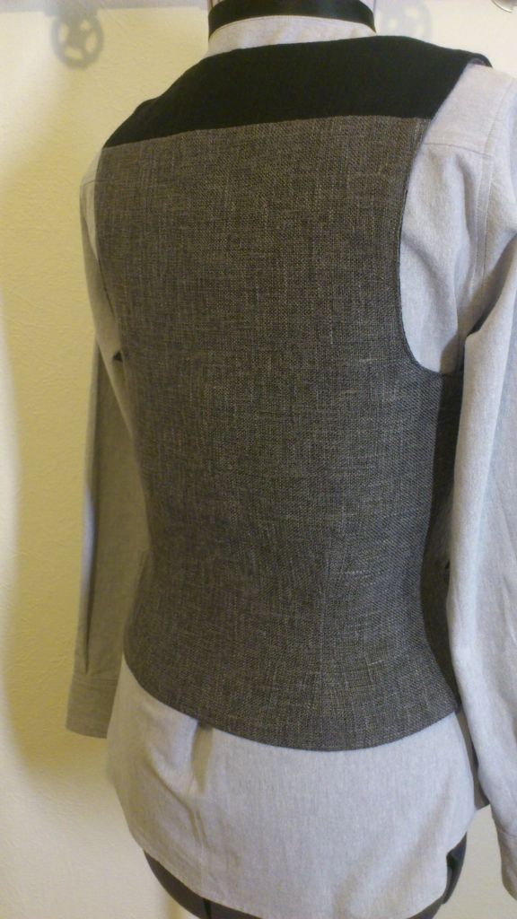 Vest - back