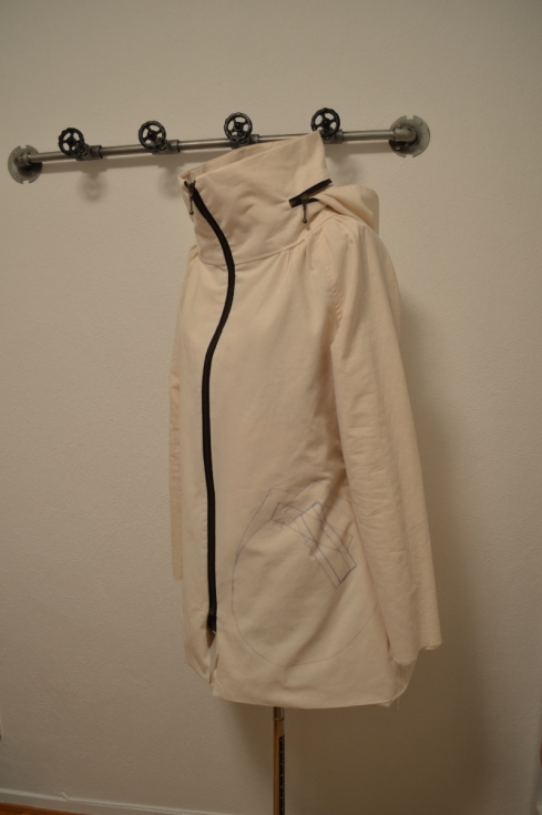 Minoru Jacket - front
