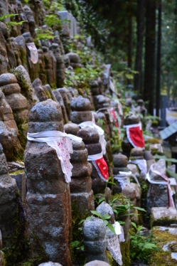 Close-up on the Jizo status