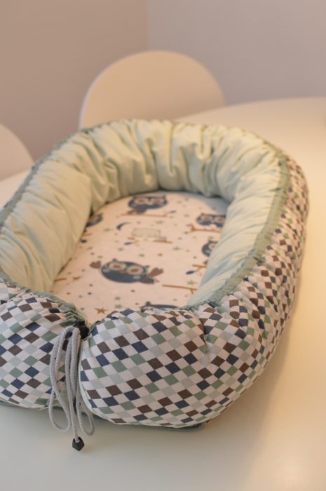 Round Dog Bed Pattern